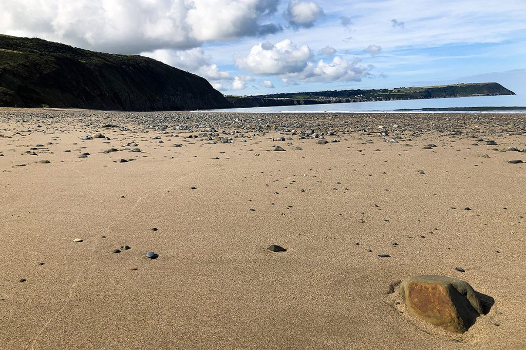 Penbryn Beach, Cardigan Bay