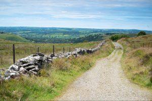 track down to Sarn Helen
