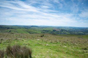 Brecon Beacons viewpoint